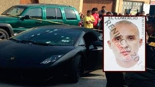 Repeat youtube video Descubriendo el misterioso asesinato del conductor del Lamborghini negro