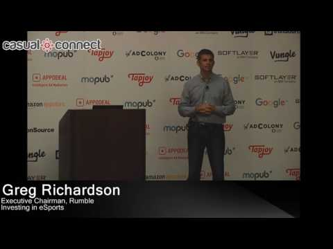 Investing in eSports | Greg Richardson