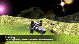 Xeno Galaxies - PC Game - Pre alpha FPS Gameplay