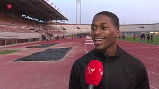 Keitharo Oosterwolde op jacht naar EK kwalificatie