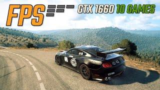 GTX 1660 Gameplay