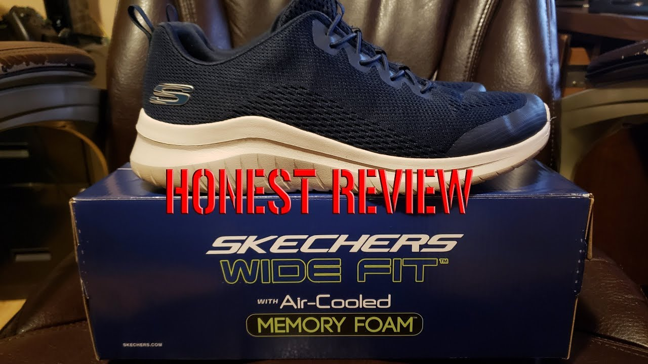 Skechers Wide Fit | Honest Review - YouTube