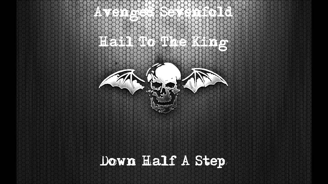 Avenged sevenfold hail to the king drop c youtube avenged sevenfold hail to the king drop c voltagebd Gallery