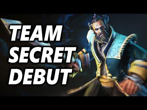 NEW Team SECRET vs NEWBEE - PRO DEBUT MDL DOTA 2