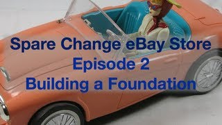 Spare Change S1 E2: Building a Foundation