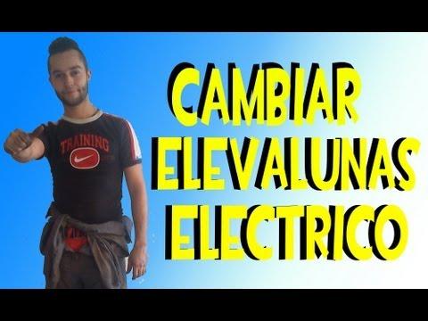 Cambiar Elevalunas Electrico Renault Clio ll