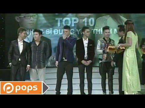 Trực Tuyến Lễ Trao Giải Làn Sóng Xanh 2013 Phần 2 - POPS Vietnam