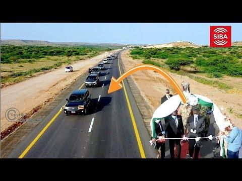 Wadada Berbera Corridor Oo Xadhiga Laga Jaray