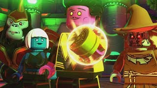 LEGO DC Super-Villiains: Gameplay Walkthrough Part 7 -