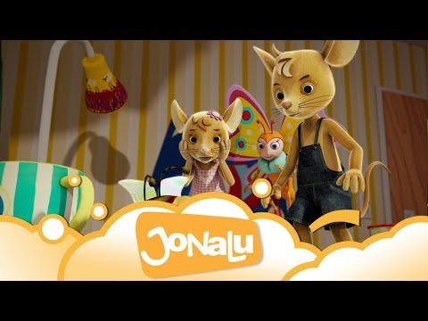 JoNaLu: The Vacuum Monster S1 E6  WikoKiko Kids TV