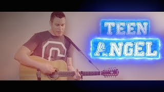 TEEN ANGEL - cover (Chris Commisso)