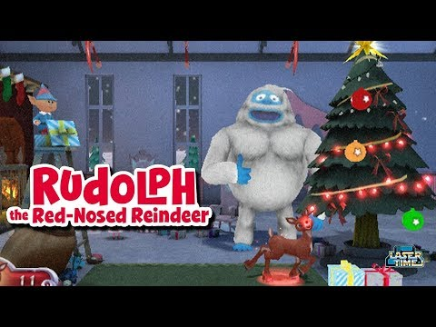 Rudolph The Red-Nosed Reindeer - Holiday Horror For The Nintendo Wii