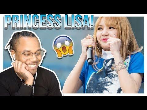 Reacting To Who is Lalisa Manoban? Blackpink Lisa&39;s Journey