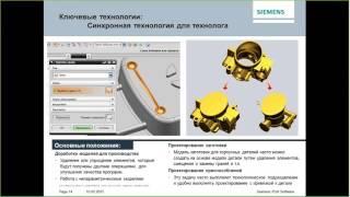 Комплексная система металлообработки на базе решений Siemens для автоматизации производства(Вебинар компании Siemens., 2015-12-26T20:40:44.000Z)