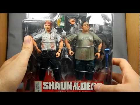 NECA Shaun of the Dead Winchester 2-Pack Review