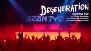 Sean Tyas se presenta en Argentina