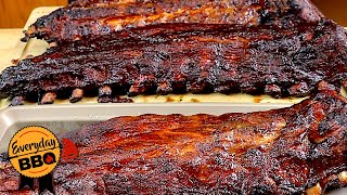Baby Back Ribs on the Pit Barrel Cooker with a Few Tips & Three Different Rubs/Seasonings