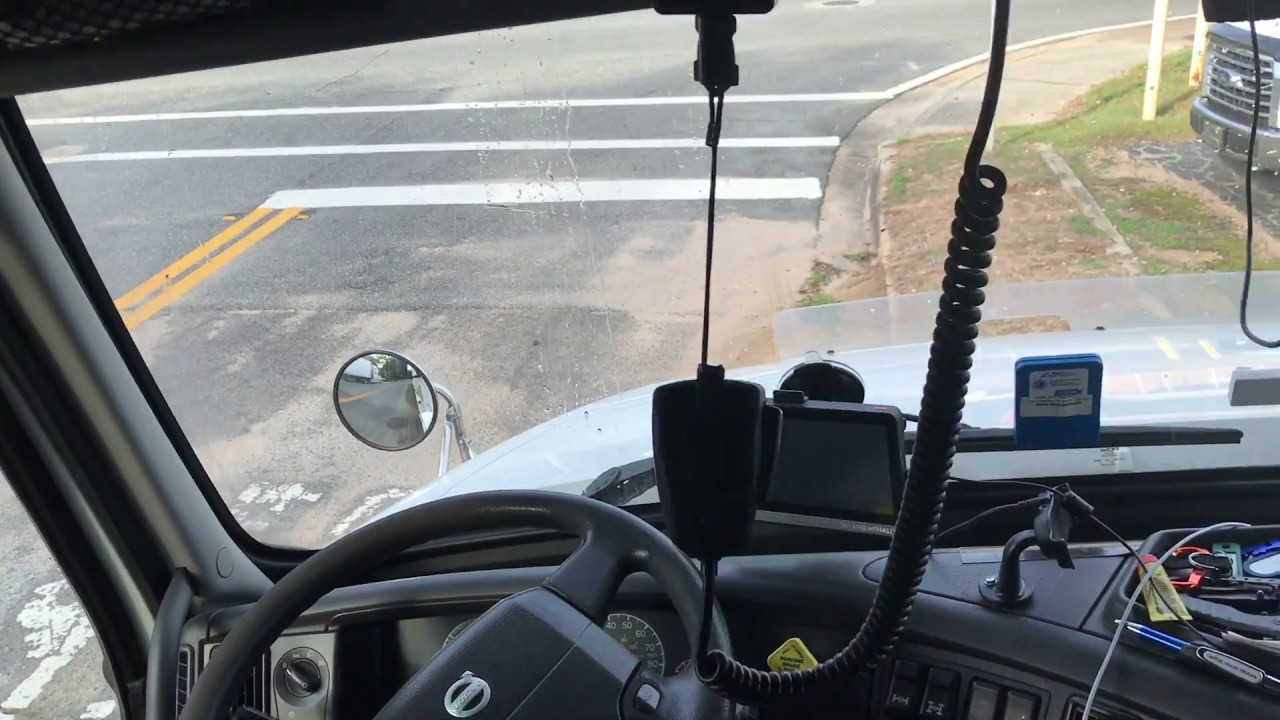 INSIDE Volvo VNL 670 Semi Truck with ISX Cummins engine  Come check it out!