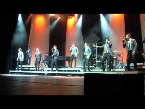 The Ten Tenors- Michael Jackson Medley