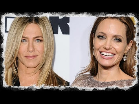 Angelina Jolie VS Jennifer Aniston : Qui embrasse le mieux ? Un célèbre acteur répond !