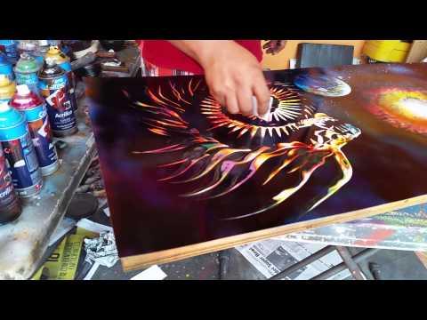 Dragón spray arte aerosol de YouTube · Duração:  22 minutos 38 segundos