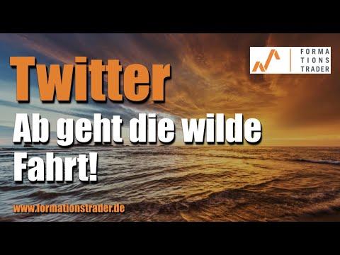Twitter: Ab geht die wilde Fahrt!
