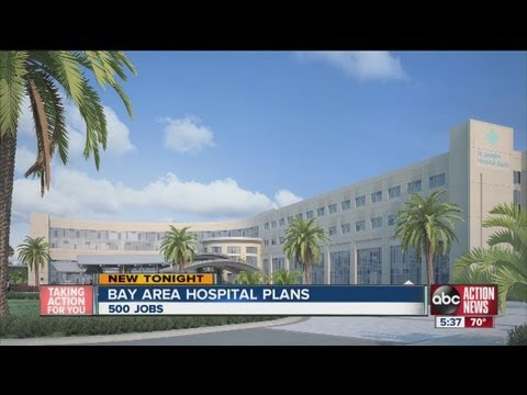New hospital expected to create 500 jobs