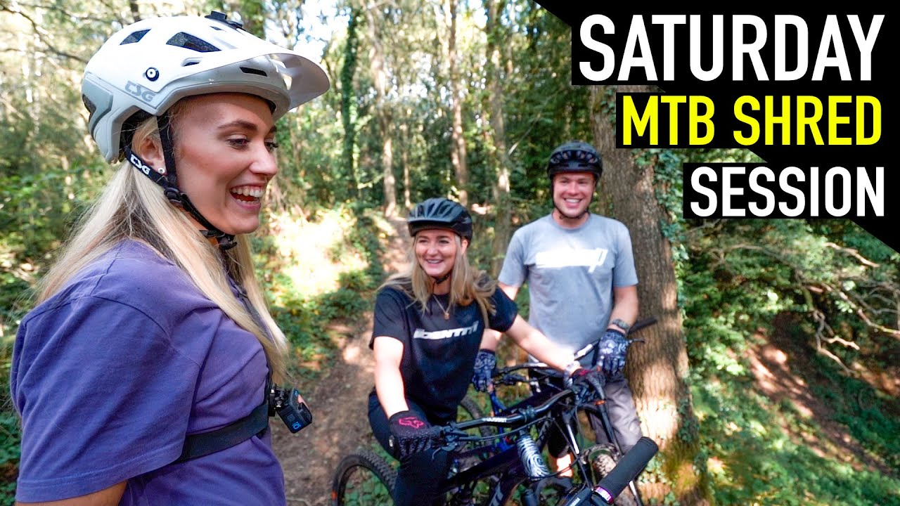 SATURDAY AFTERNOON SHRED WITH AN AWESOME SQUAD!