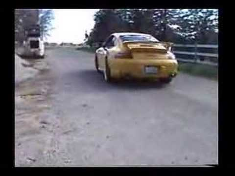 Porsche 996 Fister Sport Exhaust Stage Ii Youtube