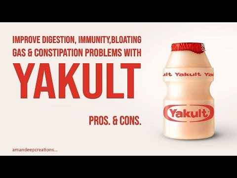 YAKULT Probiotic Drink Pros, Cons & Dosage | Yakult Full Review...