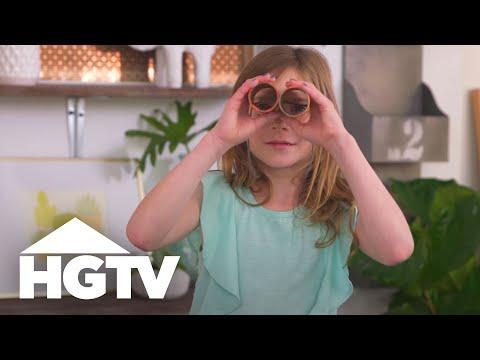 5 Fun Paper Towel Roll Crafts - HGTV Happy