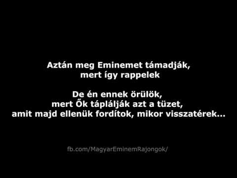 Eminem - The Way I Am (Magyar Felirattal)