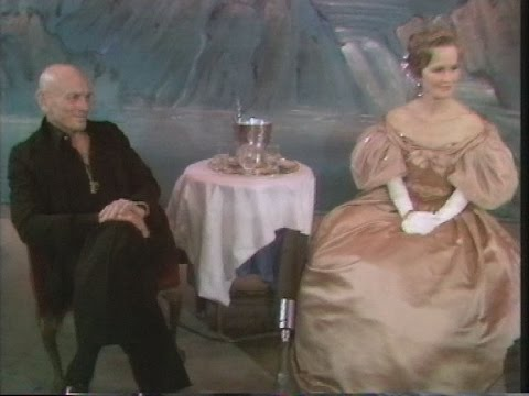 Yul Brynner and Virginia McKenna interview - The king and I - Thames TV