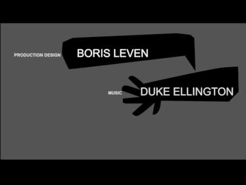 Saul Bass title sequence   Anatomy of a murder 1959