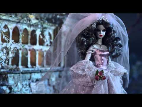 Haunted Beauty Zombie Bride Barbie Doll, by @BarbieCollector