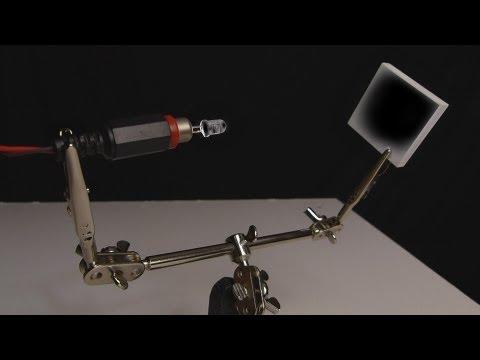 Dark Emitting Diode (Light Canceling LED)