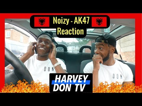 Noizy - AK47 [Official Video] (Prod. by A-Boom) Reaction