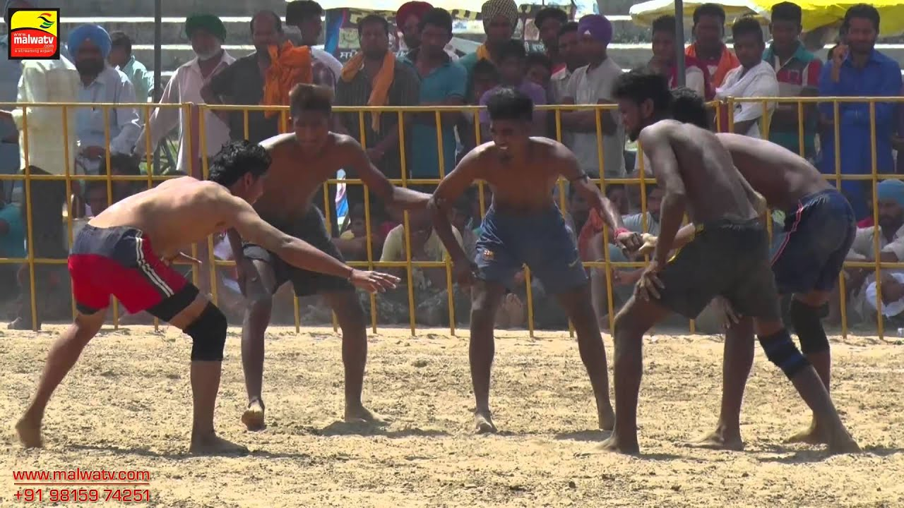 KAONKE KALAN (Jagraon) ! KABADDI OPEN PRE - FINALS - 2015 ! Full HD ! Part 1st.