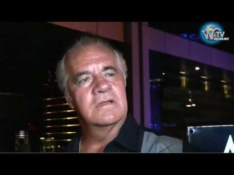 """The Sopranos 'Tony Sirico' aka """"Paulie Gualtieri"""" dines at BOA Steakhouse"""