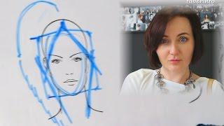 видео Женские стрижки и прически по типу лица