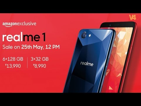 Oppo Realme 1 Official, First Look, Features, Camera, Trailer