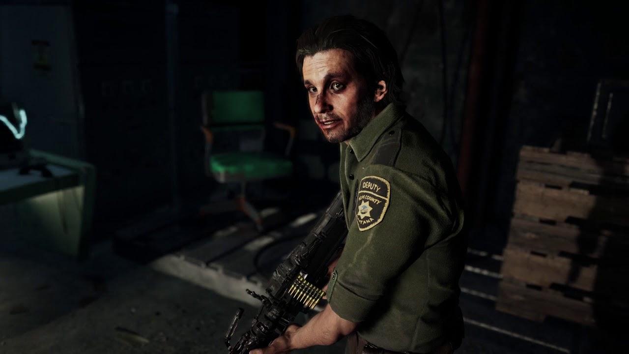Far Cry 5 Casualties Of War Saving Deputy Pratt Trophy Youtube