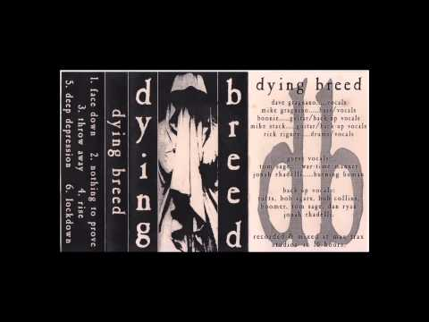 DYING BREED  demo 1996