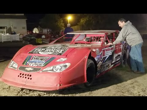 🔴Jeff Crouse Racing Live🔴 KRA Speedway Feature.   8/24/17