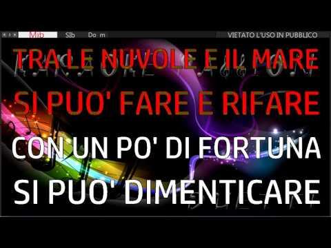 DOMANI (Artisti Uniti per l'Abruzzo) karaoke duetto