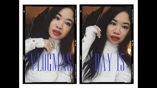 VLOGMAS / DAY 15: OUTFITS FOR CHRISTMAS, NEW YEARS EVE + MINI JEWELLERY STASH
