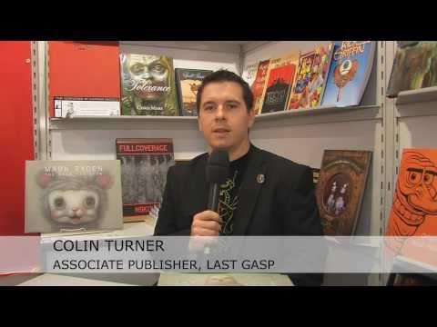 Last Gasp Publishing at Frankfurt Book Fair 2010