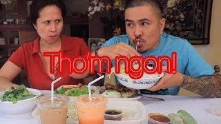 VIETNAMESE FOOD MUKBANG | Tho'm ngon!