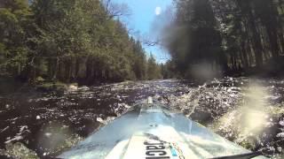 Kayaking Peshtigo River P2 Video 9