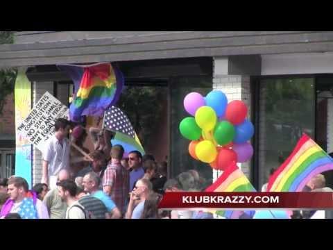 Defense Of Marriage Act Victory Party 2013 - Atlanta Georgia Gay Rights Celebration -  Gay Pride